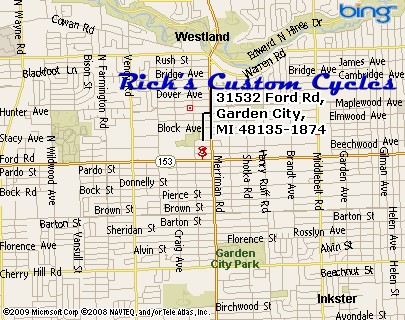 About Rick S Custom Cycles